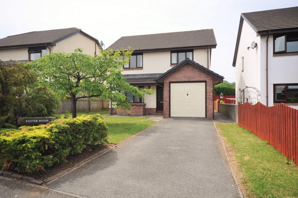 4 Bedrooms Detached House for sale in Easter House, 20 Trevaughan Lodge Road, Whitland SA34 0QF