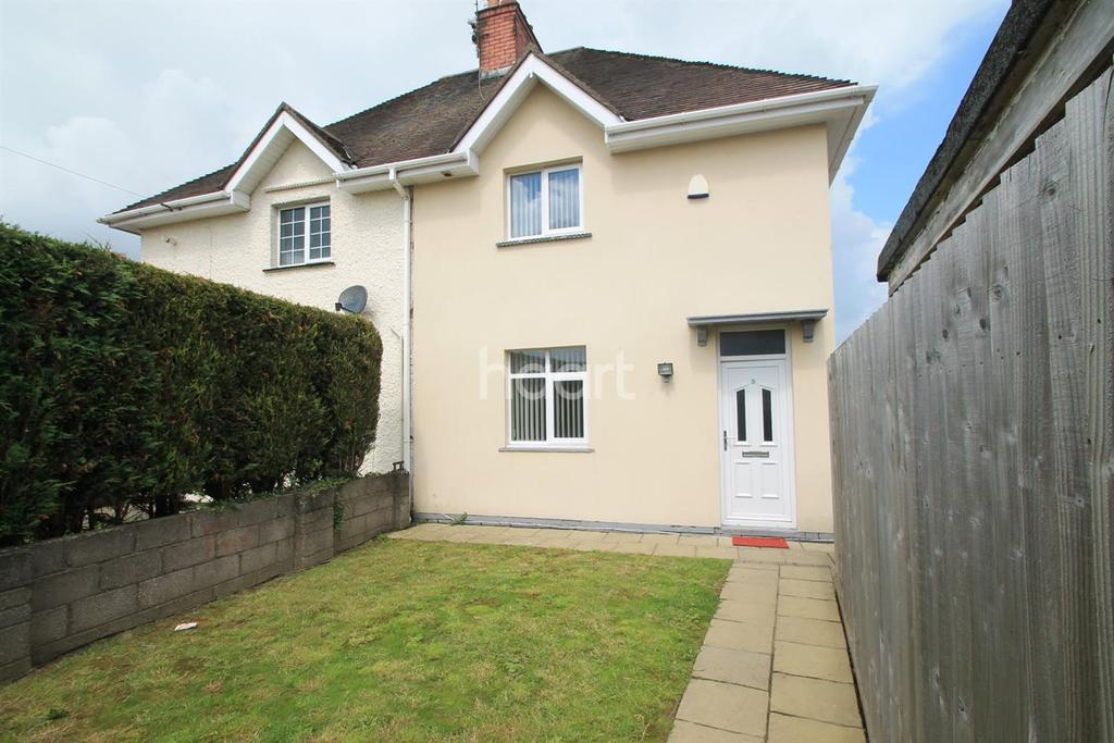 3 Bedrooms Semi Detached House for sale in Old Cardiff Road, newport