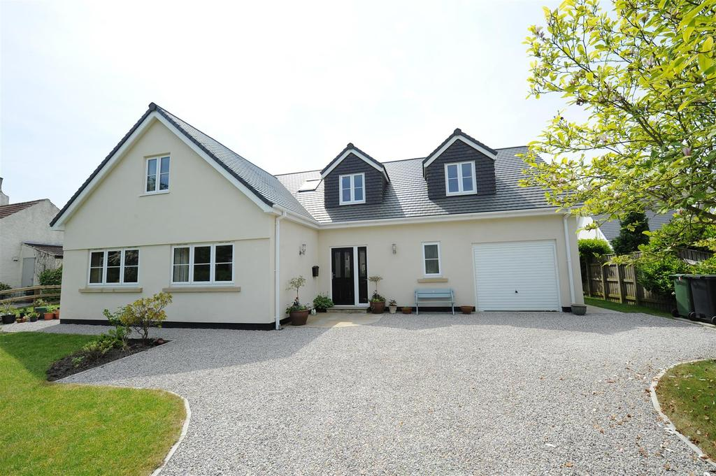4 Bedrooms Detached House for sale in Laburnum Lodge, Mansfield