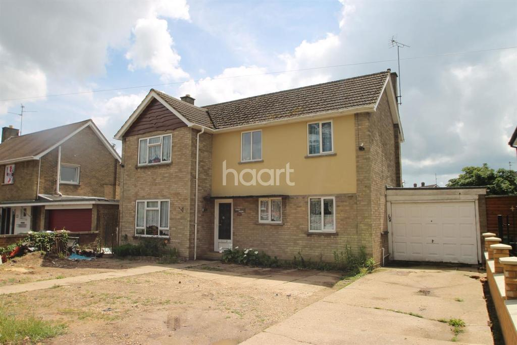 4 Bedrooms Detached House for sale in WISBECH