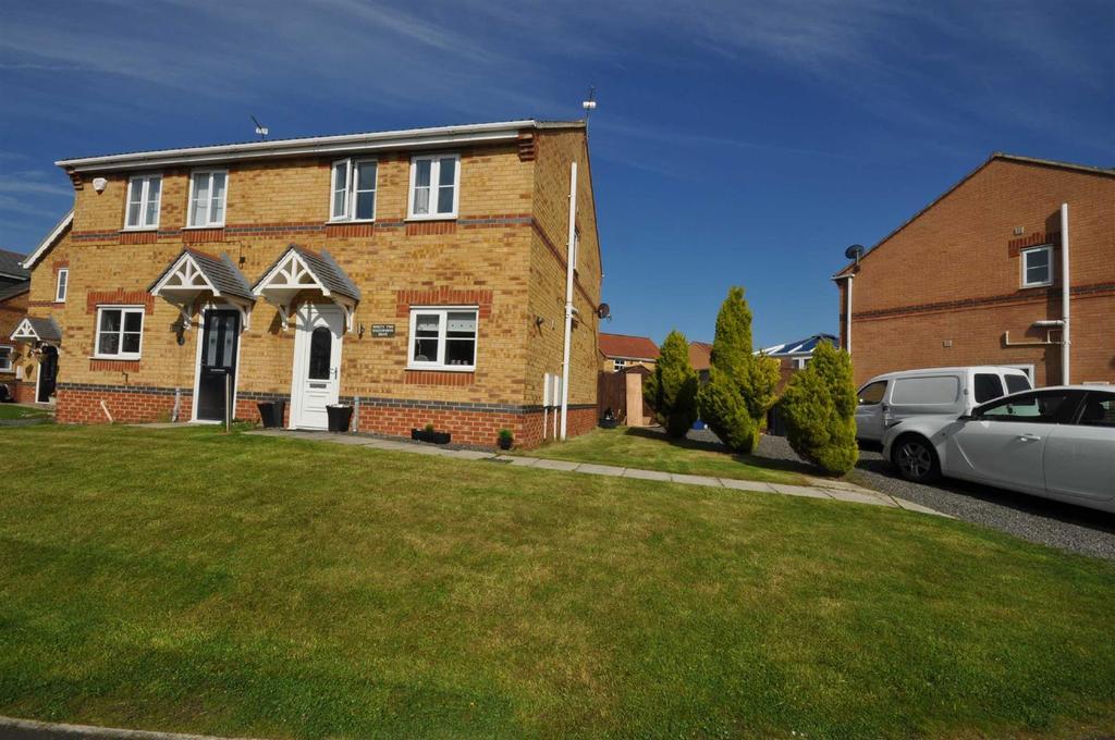 3 Bedrooms Semi Detached House for sale in Halesworth Drive, Havelock Park, Sunderland
