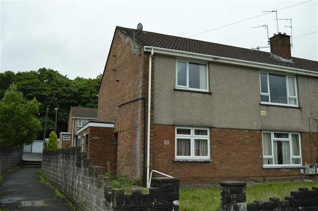 2 Bedrooms Flat for sale in Heol Y Ffynnon, Swansea, SA4