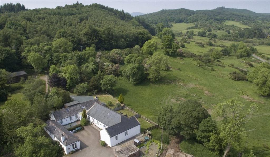 3 Bedrooms Farm House Character Property for sale in Colvend, Dalbeattie, Dumfries and Galloway, DG5