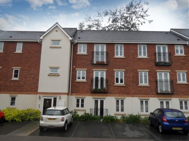 2 Bedrooms Apartment Flat for sale in Pipkin Close, Pontprennau, Cardiff. CF23 8FD