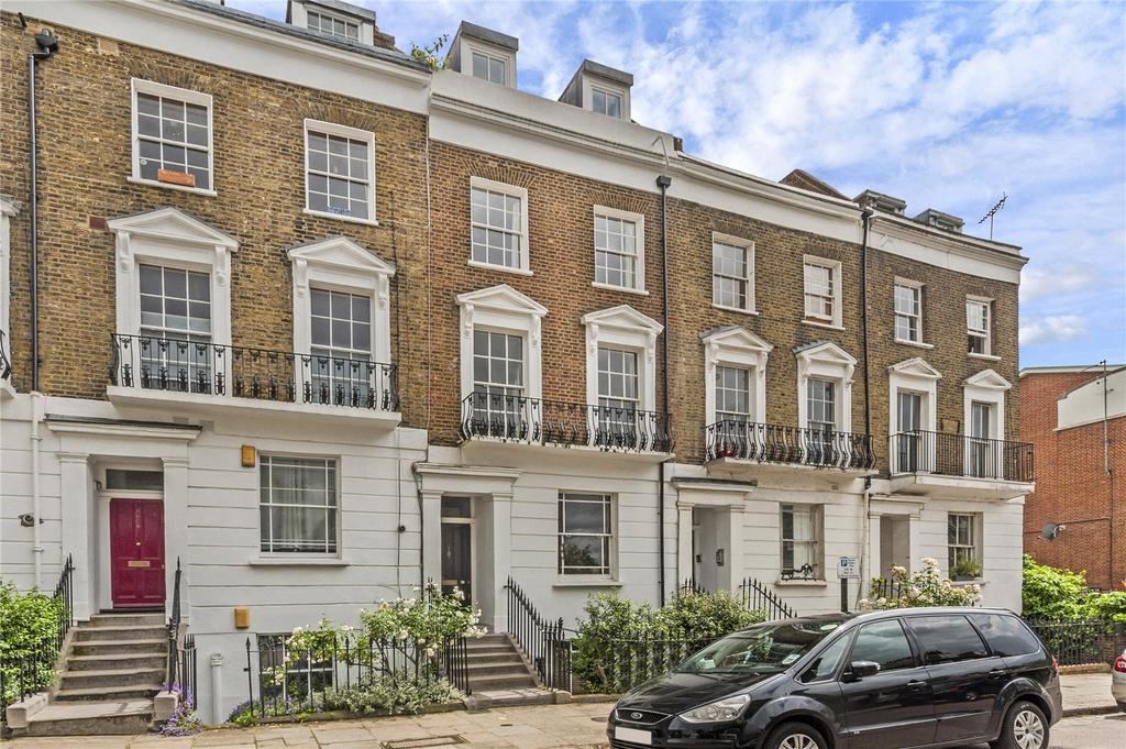 5 Bedrooms Flat for sale in Stratford Villas, Camden, London