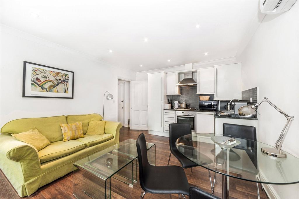 2 Bedrooms Flat for sale in Villiers Street, London