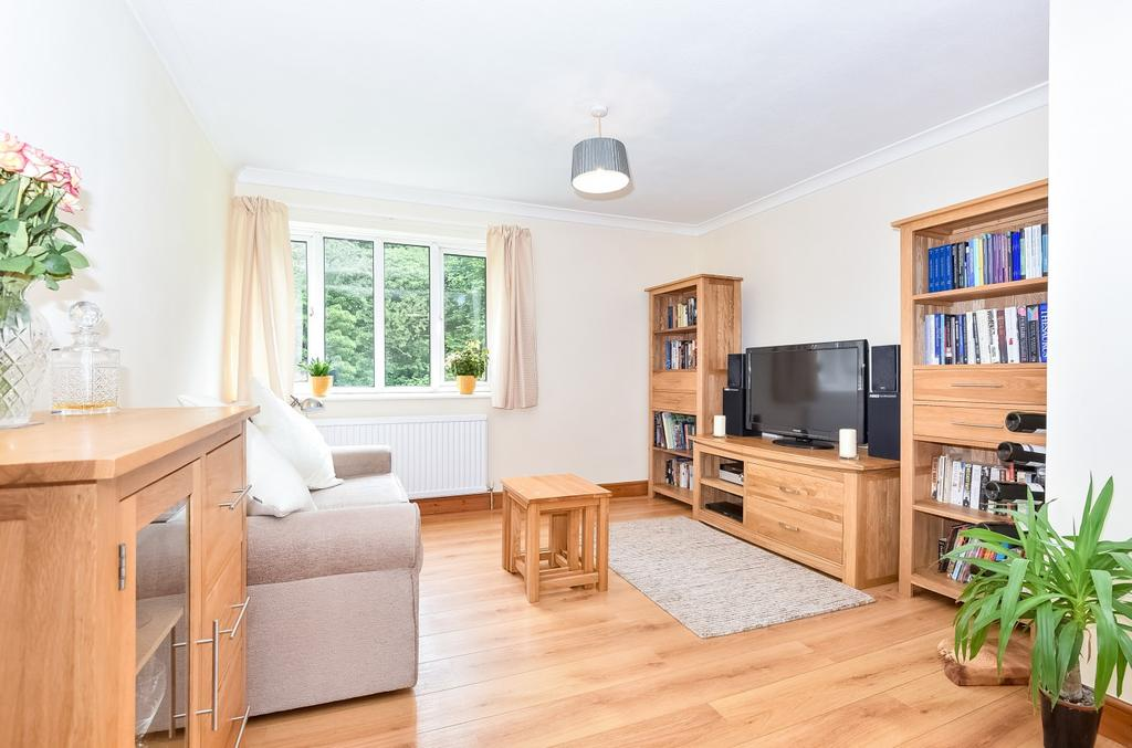 2 Bedrooms Flat for sale in Britnell House, North Road, Petersfield, GU32