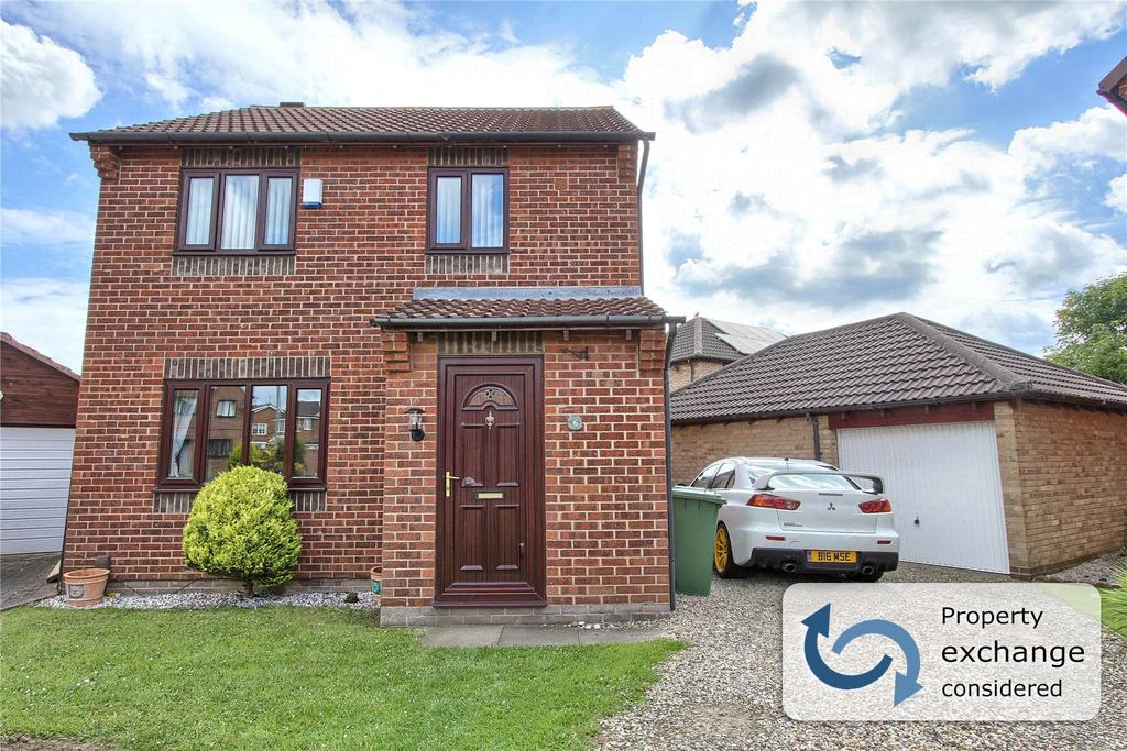 3 Bedrooms Detached House for sale in Sandhall Close, Owington Farm