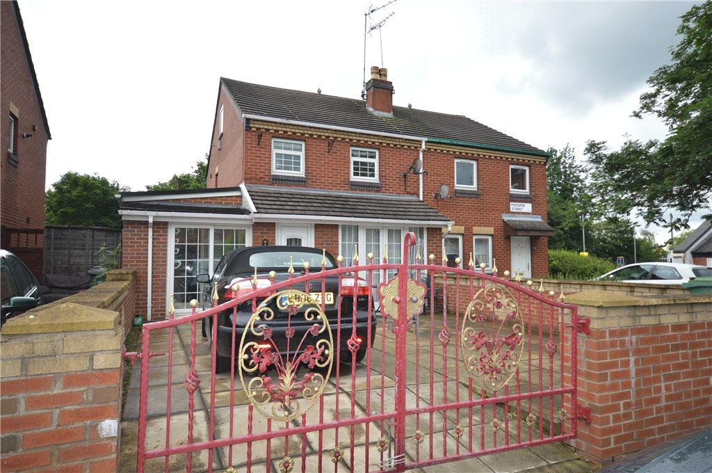 4 Bedrooms Semi Detached House for sale in Prosper Street, Leeds, West Yorkshire