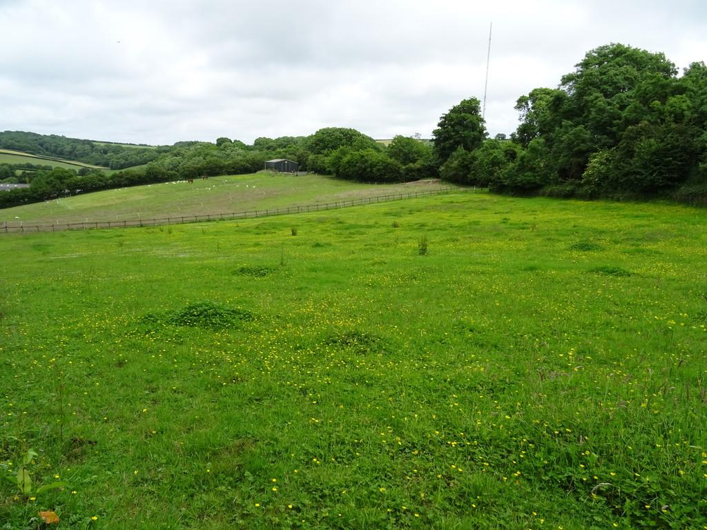 Land Commercial for sale in Land with Outbuilding, Llanquain Road, Aberthin, CF71 7HE