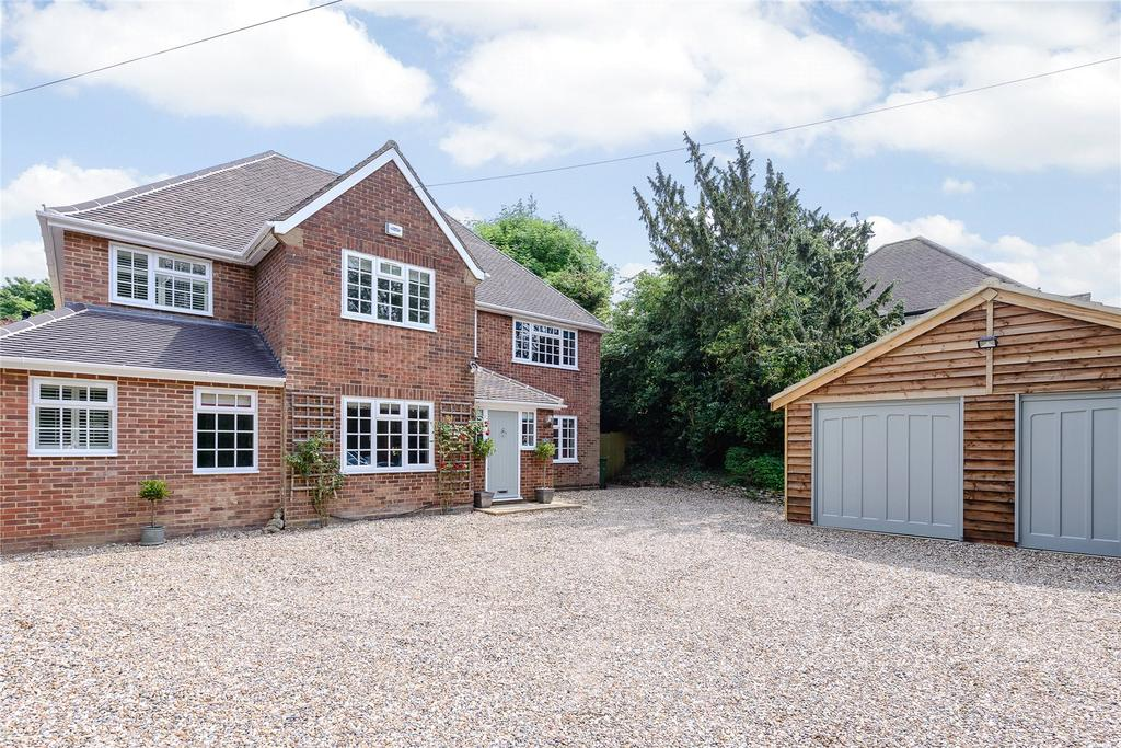 5 Bedrooms Detached House for sale in Watling Street, St. Albans, Hertfordshire