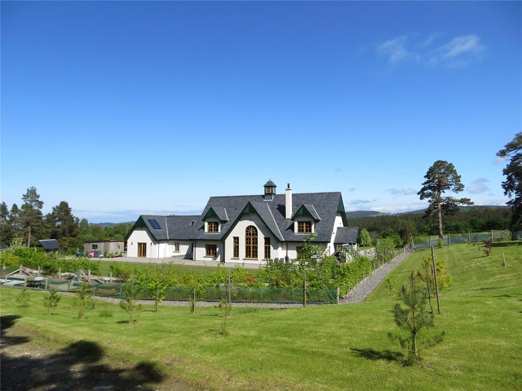 4 Bedrooms Detached House for sale in Kiltarlity, Beauly, Inverness-Shire