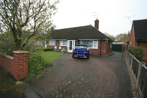 2 bedroom semi-detached bungalow to rent - Hollybush Crescent , Willaston