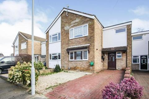 3 bedroom terraced house for sale - Lancing Road, Stopsley, Luton, Bedfordshire, LU2 8JN