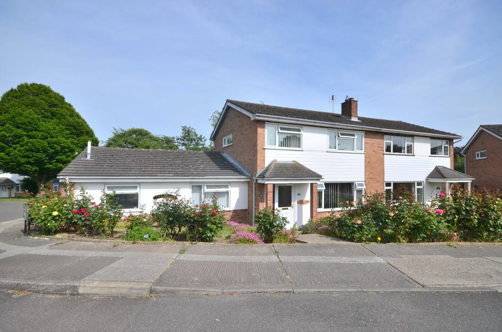 4 Bedrooms Semi Detached House for sale in Cloverlands, Colchester