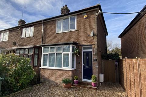 2 bedroom end of terrace house for sale - Mancroft Road, Caddington