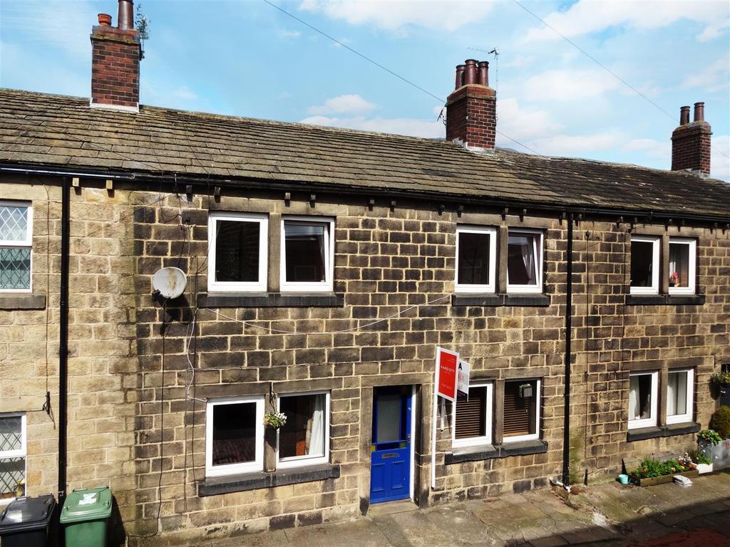 3 Bedrooms Terraced House for sale in Sandhurst Street, Calverley