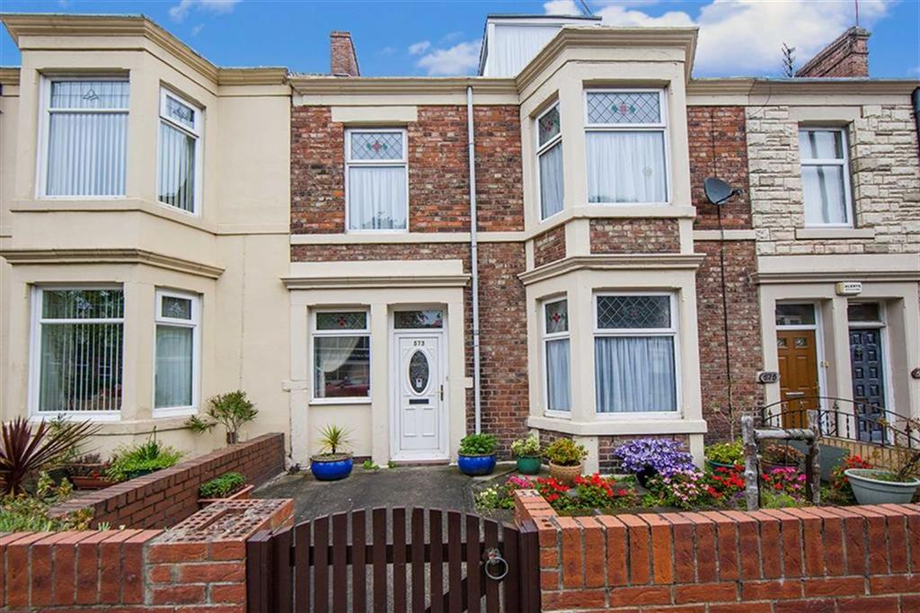 5 Bedrooms Terraced House for sale in Welbeck Road, Walker, Newcastle Upon Tyne, NE6