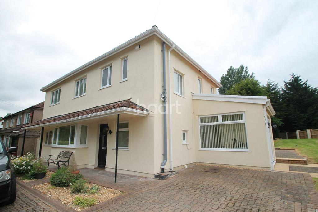 4 Bedrooms Detached House for sale in Station Road, Newport