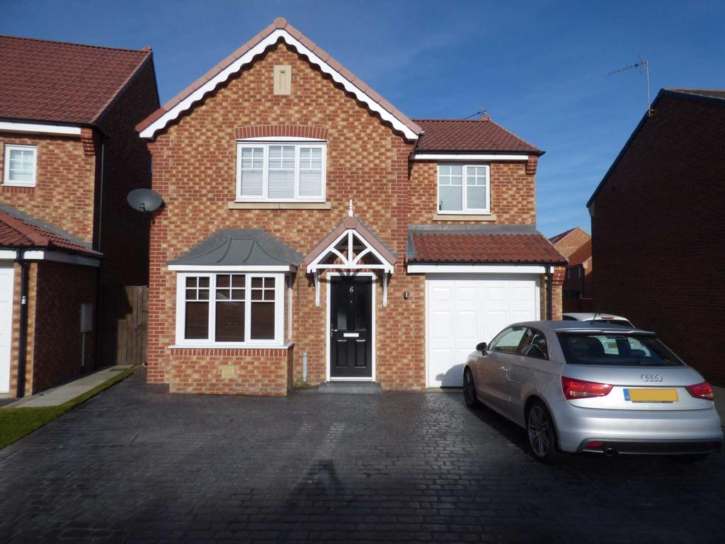 4 Bedrooms Detached House for sale in Tenby Road, Redcar