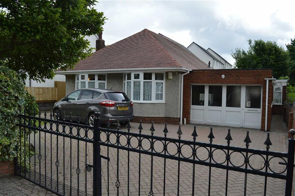 3 Bedrooms Detached Bungalow for sale in Mynydd Newydd Road, Swansea, SA5