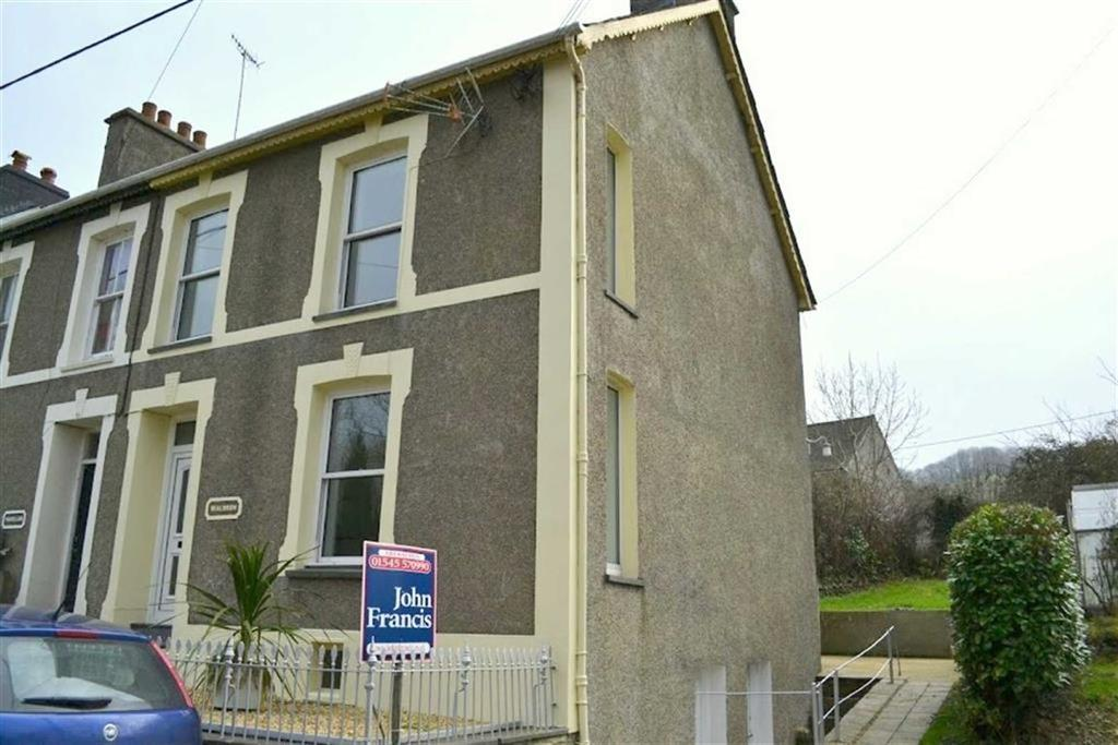 3 Bedrooms End Of Terrace House for sale in New Quay, Ceredigion