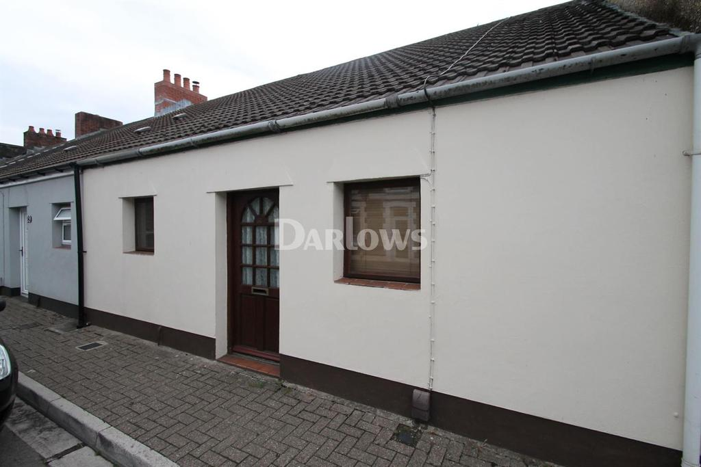 2 Bedrooms Terraced House for sale in Long Row, Treforest