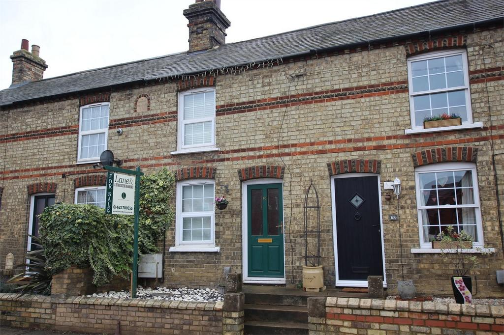 2 Bedrooms Terraced House for sale in Station Road, Langford, Bedfordshire