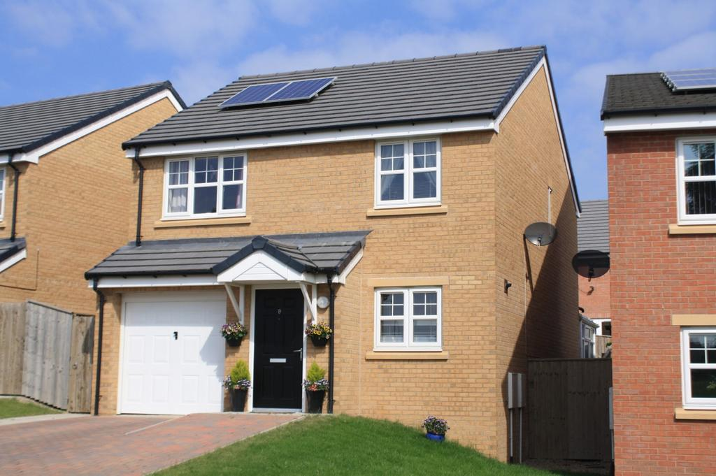 3 Bedrooms Detached House for sale in Scafell Green, Thornaby, TS17