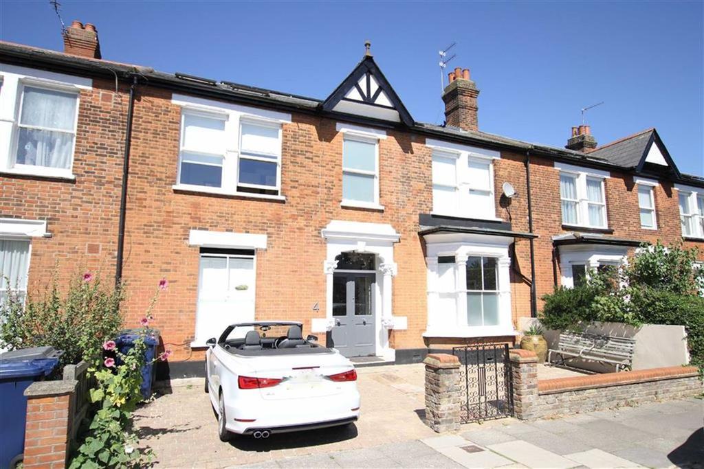 4 Bedrooms House for sale in Marriott Road, High Barnet, Herts, EN5