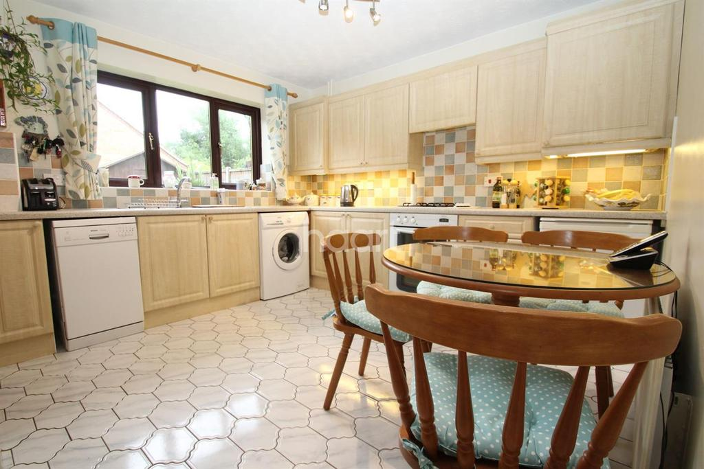 4 Bedrooms Detached House for sale in Hoylake Drive, Farcet