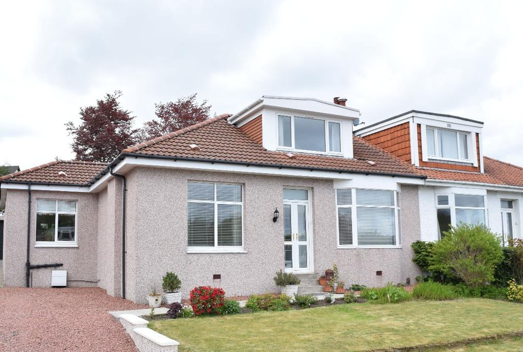 4 Bedrooms Semi Detached Bungalow for rent in 21 Victoria Crescent, Clarkston, Glasgow, G76 8BP