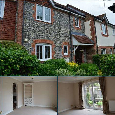 2 bedroom terraced house to rent - Oakes Court, Hungerford