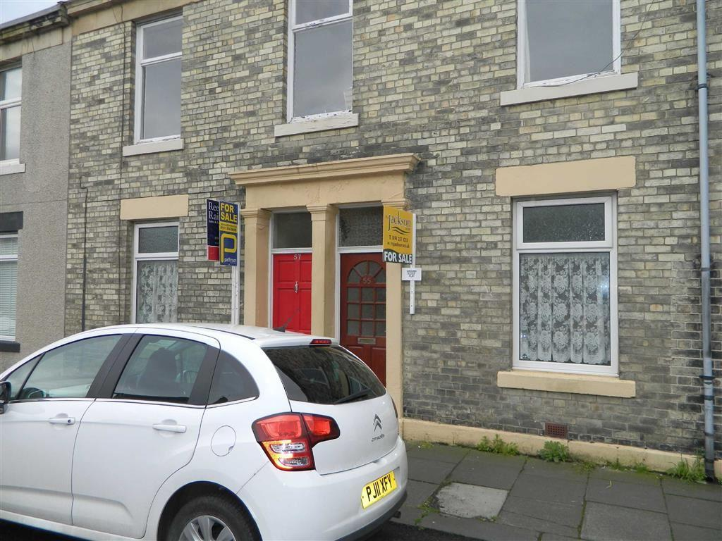 2 Bedrooms Flat for sale in Jackson Street, North Shields, Tyne And Wear, NE30