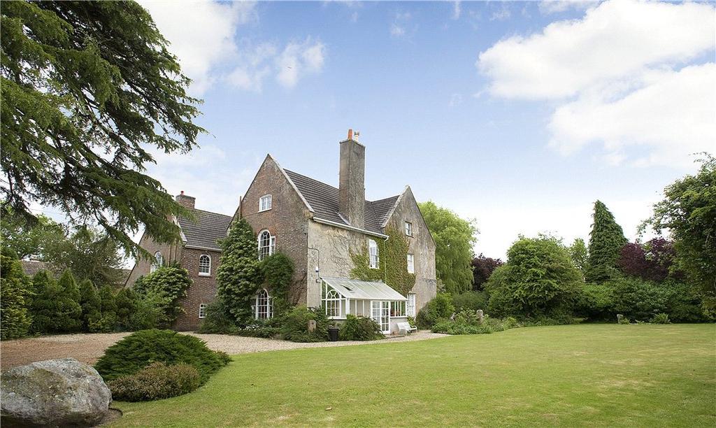7 Bedrooms Semi Detached House for sale in West Stafford, Dorchester, Dorset, DT2