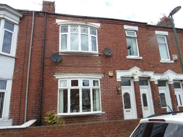 2 Bedrooms Ground Flat for sale in OSBORNE AVENUE, SOUTH SHIELDS, OTHER AREAS