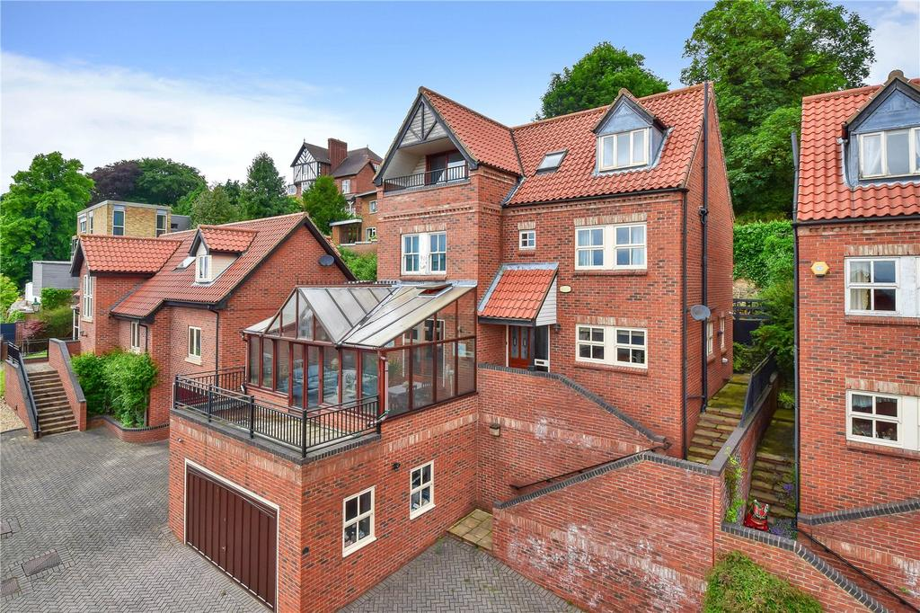 5 Bedrooms Detached House for sale in St. Michaels Terrace, Lincoln