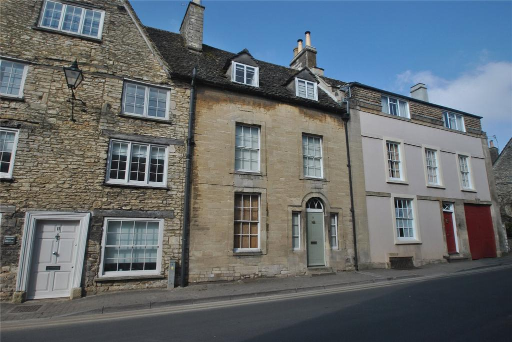 3 Bedrooms Terraced House for sale in Silver Street, Tetbury, Gloucestershire
