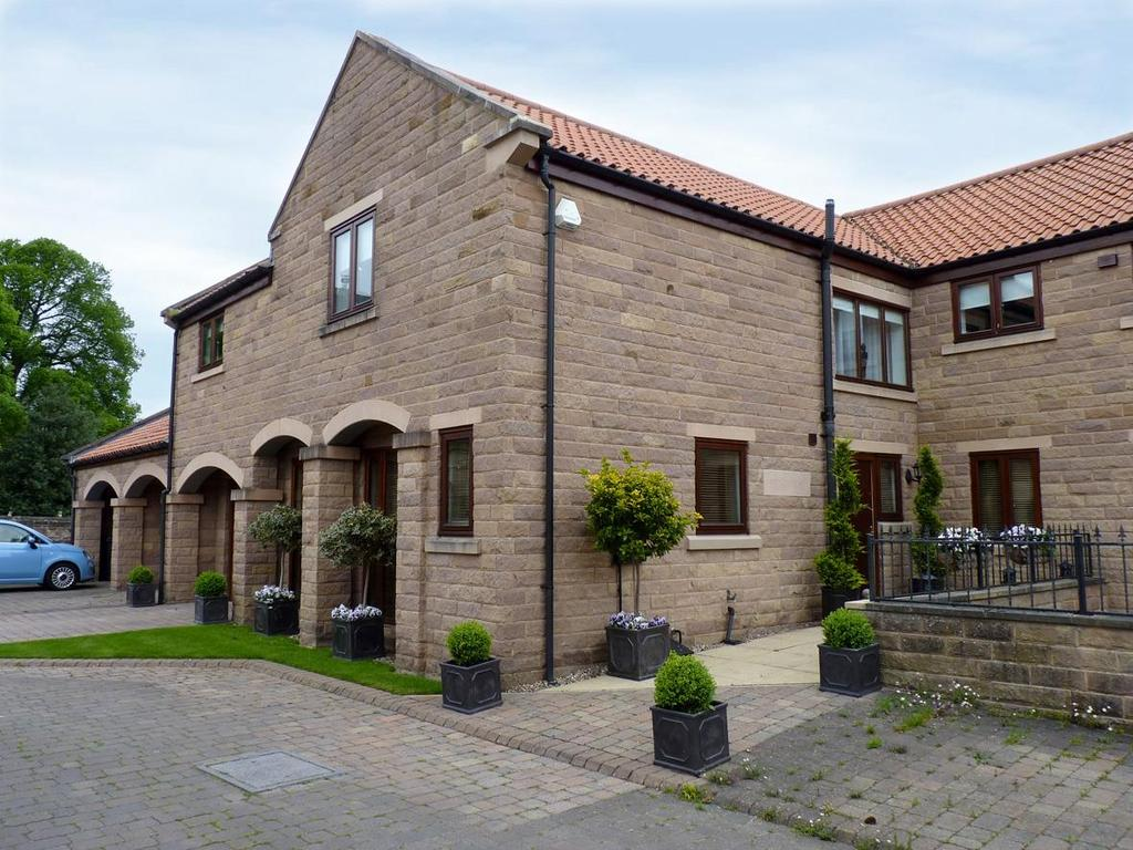 4 Bedrooms Semi Detached House for sale in Massey Fold, Spofforth