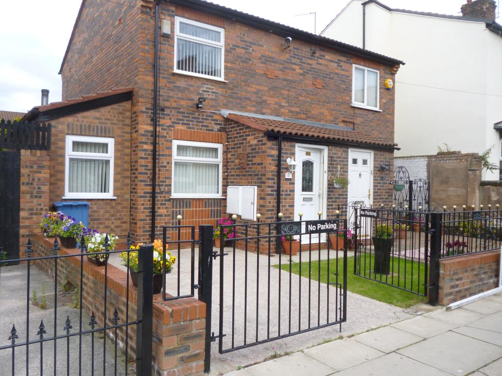 2 Bedrooms House for sale in Holland Street, Liverpool L7
