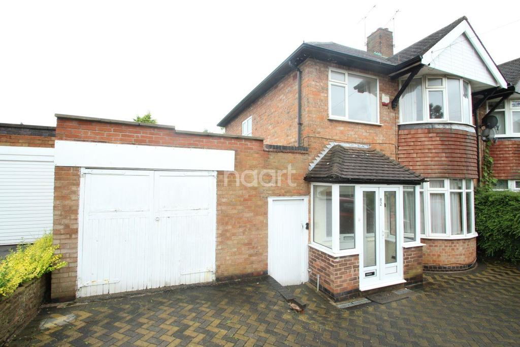 3 Bedrooms Semi Detached House for sale in Wintersdale Road, Leicester