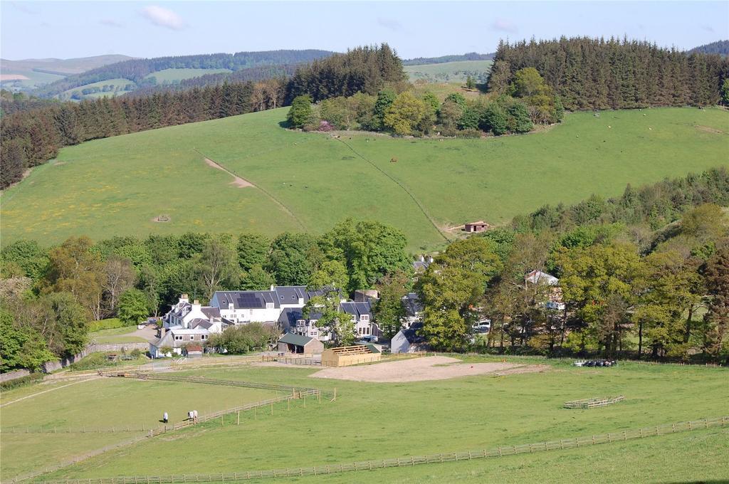 3 Bedrooms Terraced House for sale in House Type B, Glenormiston Estate, Innerleithen, Scottish Borders, EH44