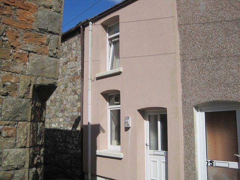 2 Bedrooms Terraced House for sale in Heol Twrch Lower Cwmtwrch, Swansea.