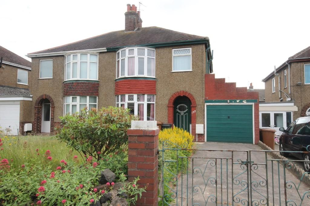 3 Bedrooms Semi Detached House for sale in 132 Friars Lane, Barrow