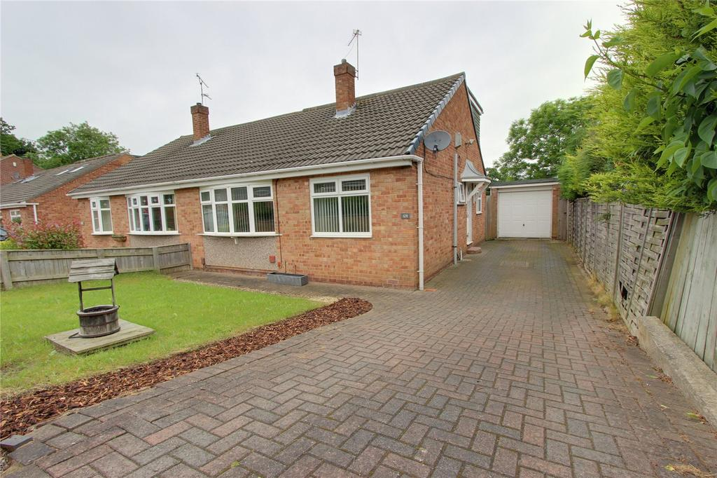 3 Bedrooms Semi Detached Bungalow for sale in Guildford Road, Normanby
