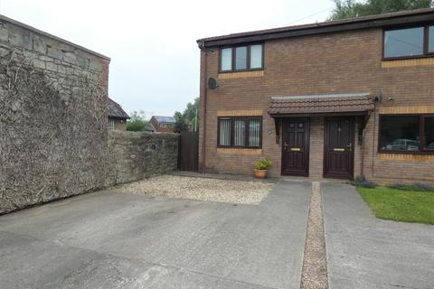 2 bedroom end of terrace house to rent - Heol Persondy, Aberkenfig, Bridgend County Borough, CF32 9RF