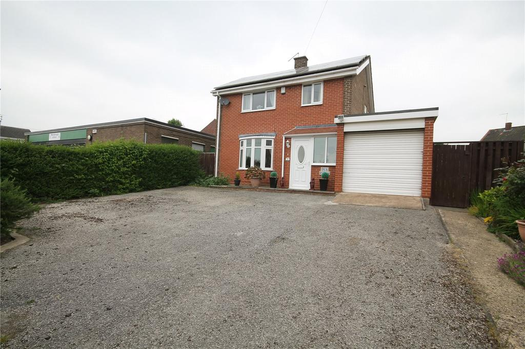 3 Bedrooms Detached House for sale in Queensway, Worsbrough, Barnsley, South Yorkshire, S70