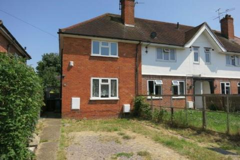 2 bedroom end of terrace house to rent - Ashmore Road, Reading