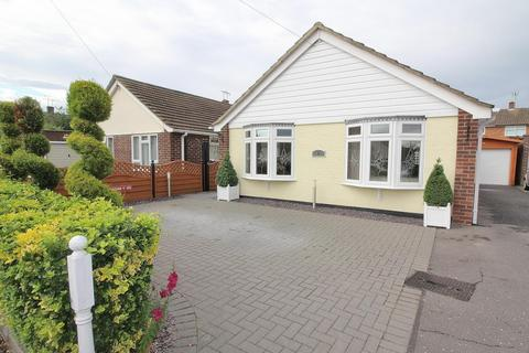2 bedroom detached bungalow for sale - Redruth Close, Chelmsford, Essex, CM1