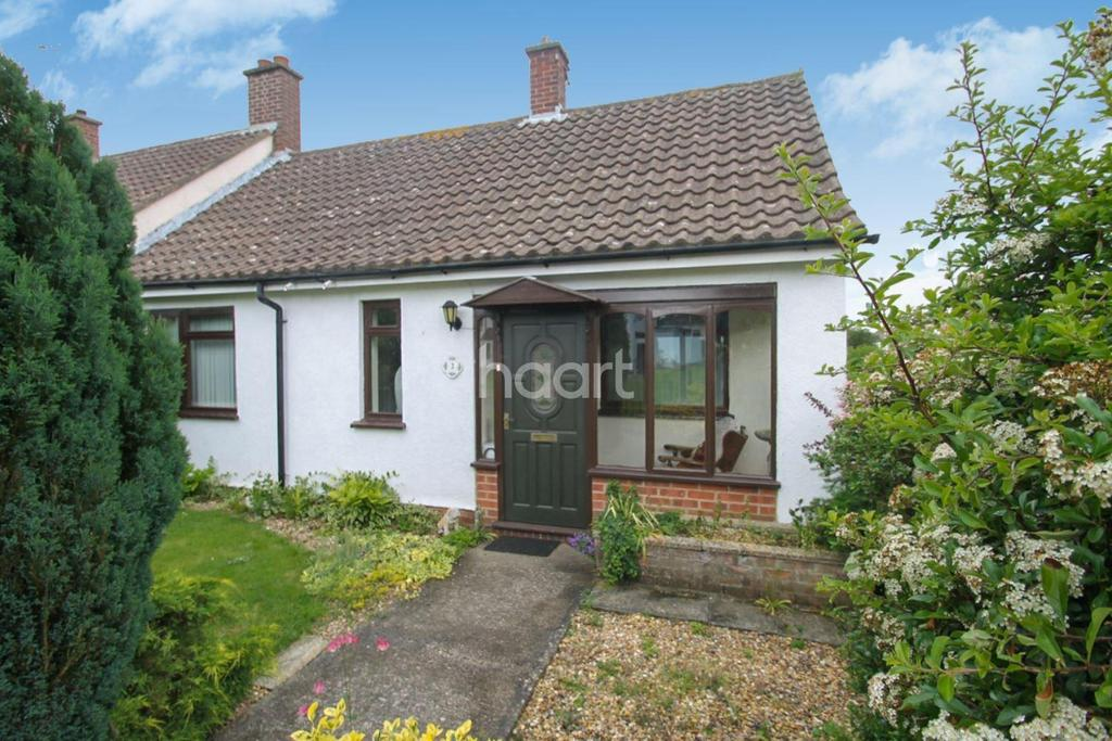 1 Bedroom Bungalow for sale in Tyne Way, Chelmsford